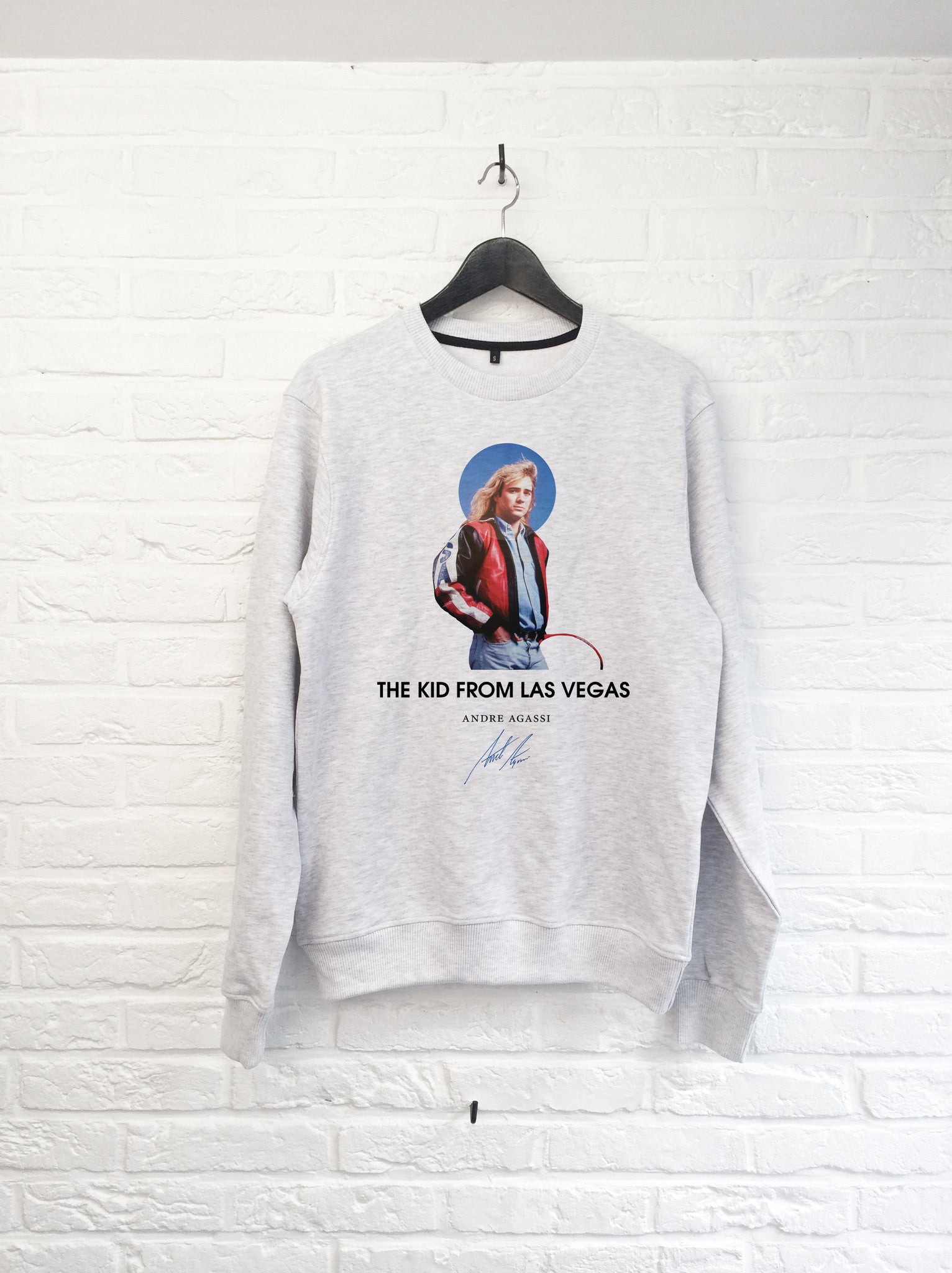 TH Gallery - Agassi Kid from Las Vegas - Sweat-Sweat shirts-Atelier Amelot