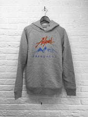 TH Gallery - Alpes Françaises - Hoodies Deluxe-Sweat shirts-Atelier Amelot