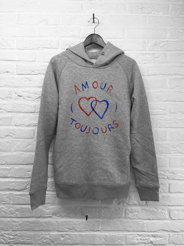 TH Gallery - Amour Toujours - Hoodies Deluxe