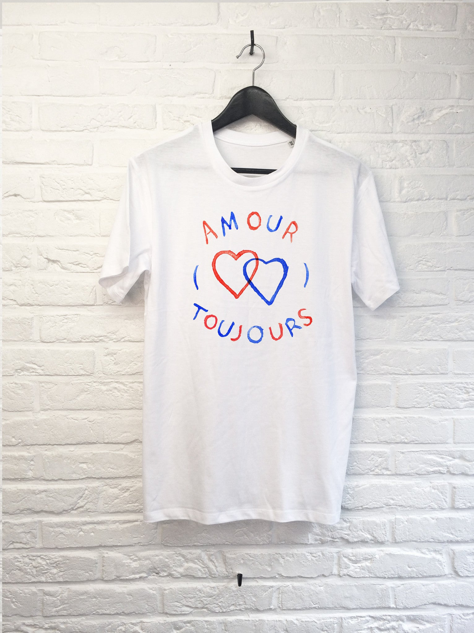 TH Gallery - Amour Toujours-T shirt-Atelier Amelot