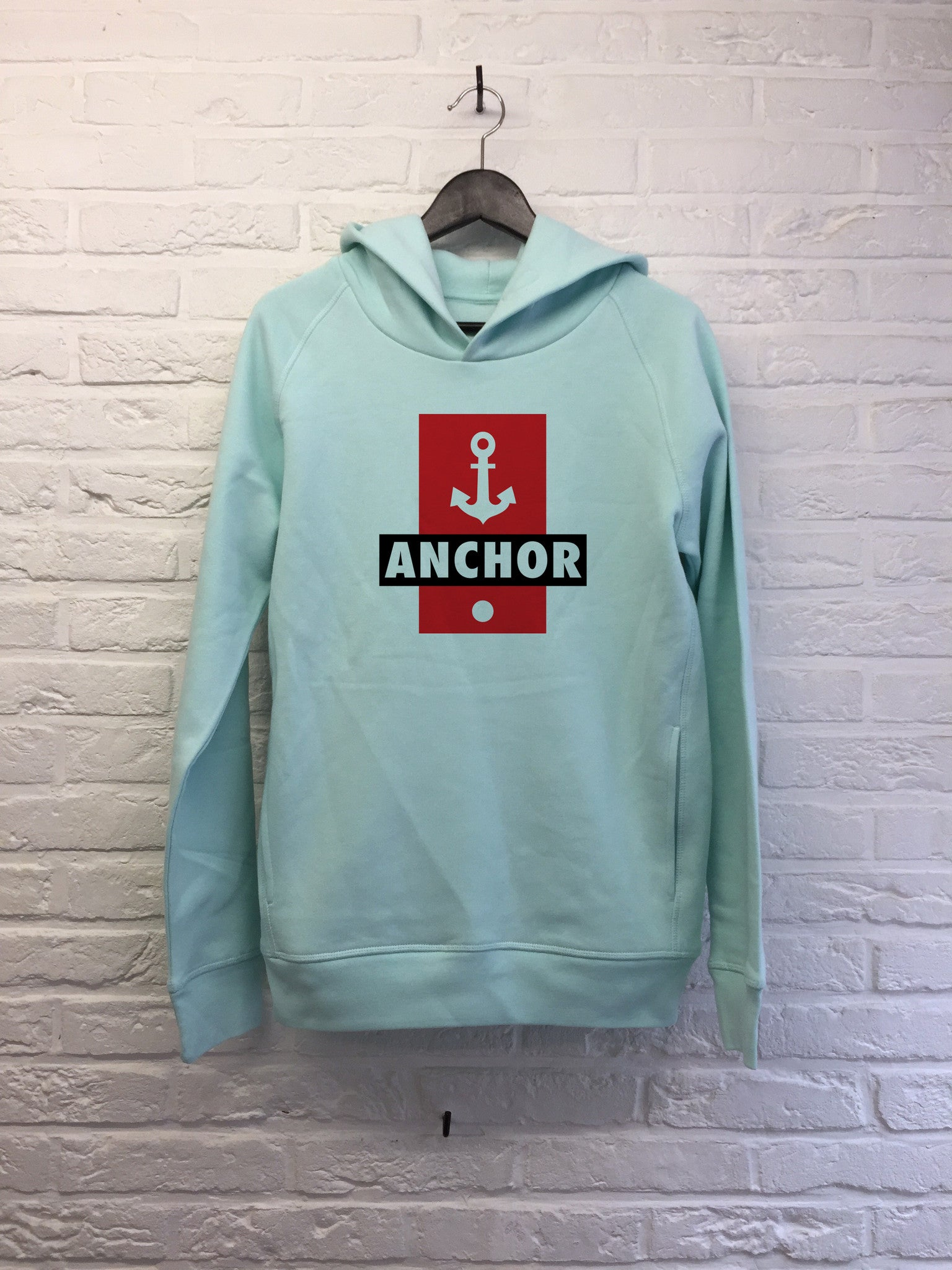 Anchor 2 - Hoodie Deluxe-Sweat shirts-Atelier Amelot