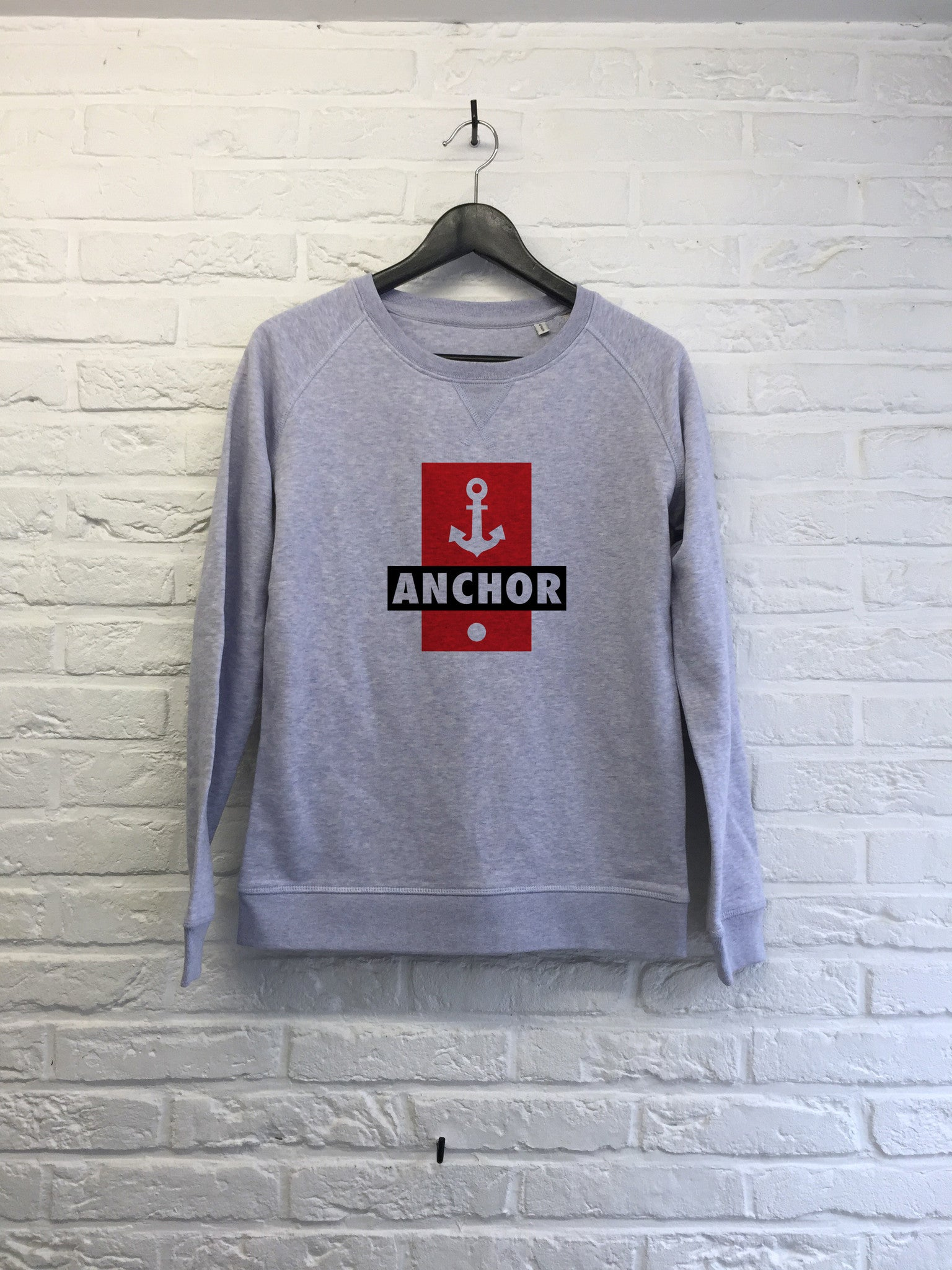 Anchor Anchor 2 - Sweat - Femme-Sweat shirts-Atelier Amelot