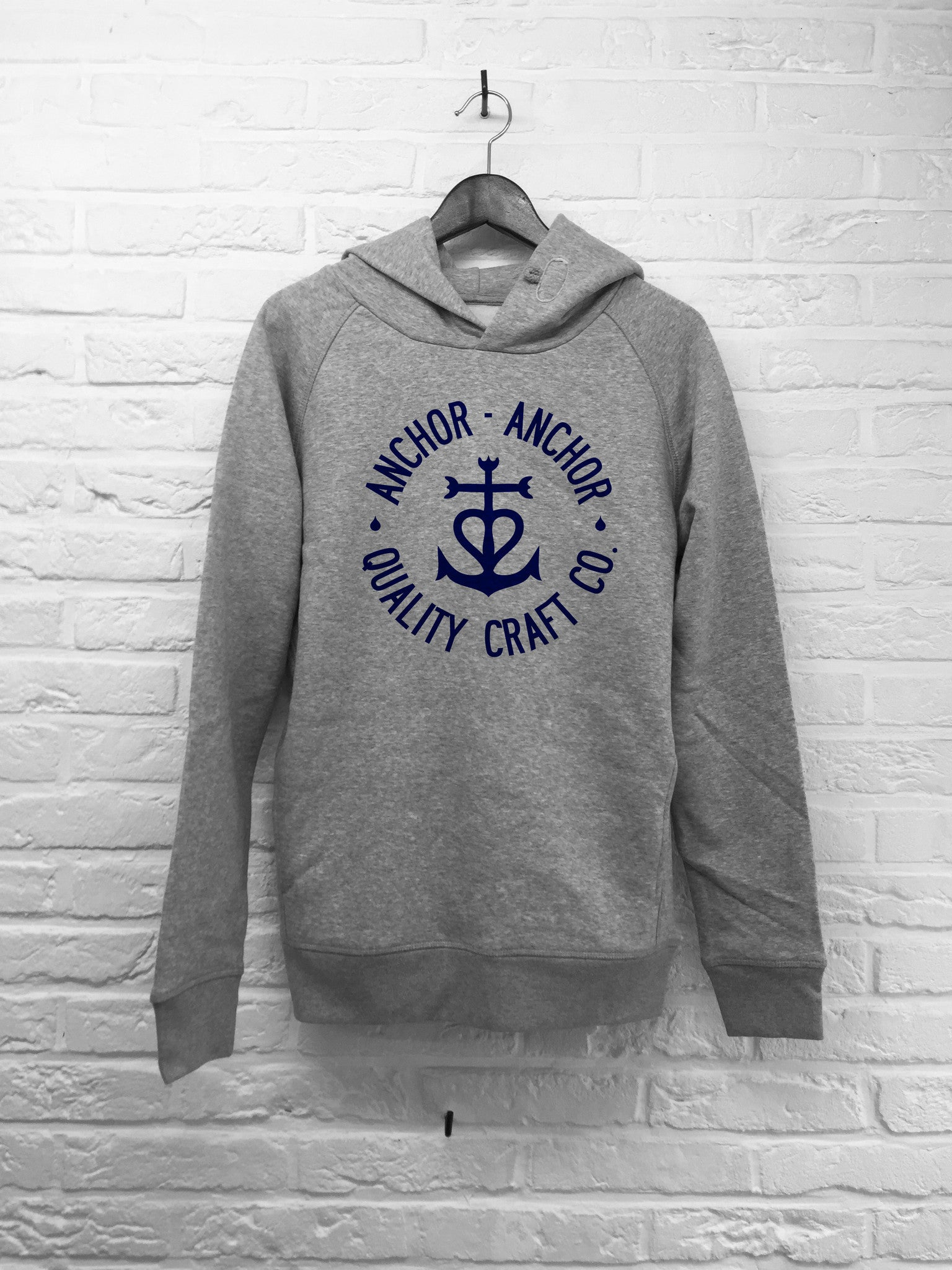 TH Gallery - Anchor Anchor - Hoodies Deluxe-Sweat shirts-Atelier Amelot