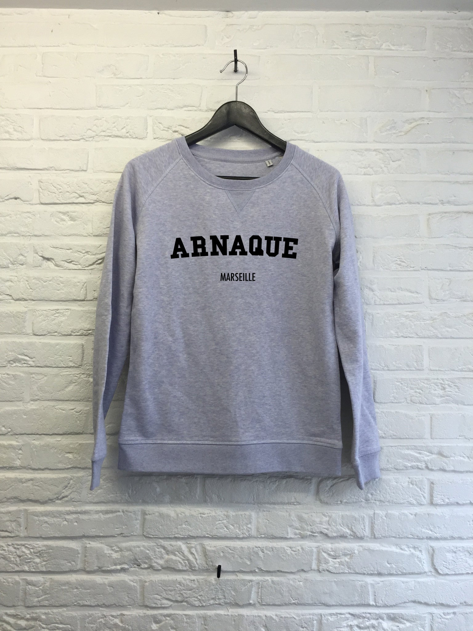 Arnaque Marseille - Sweat - Femme-Sweat shirts-Atelier Amelot