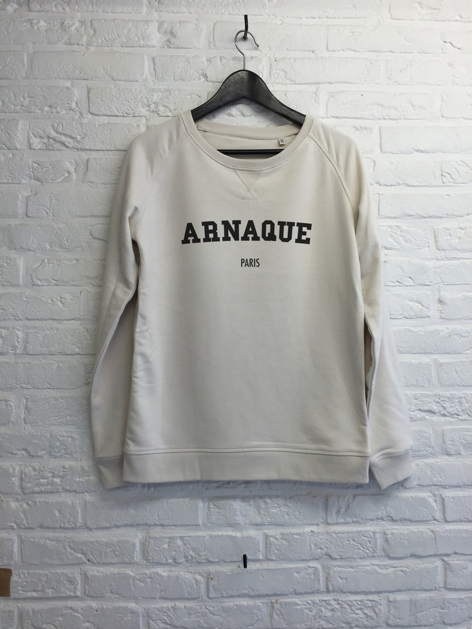 Arnaque Paris - Sweat - Femme-Sweat shirts-Atelier Amelot