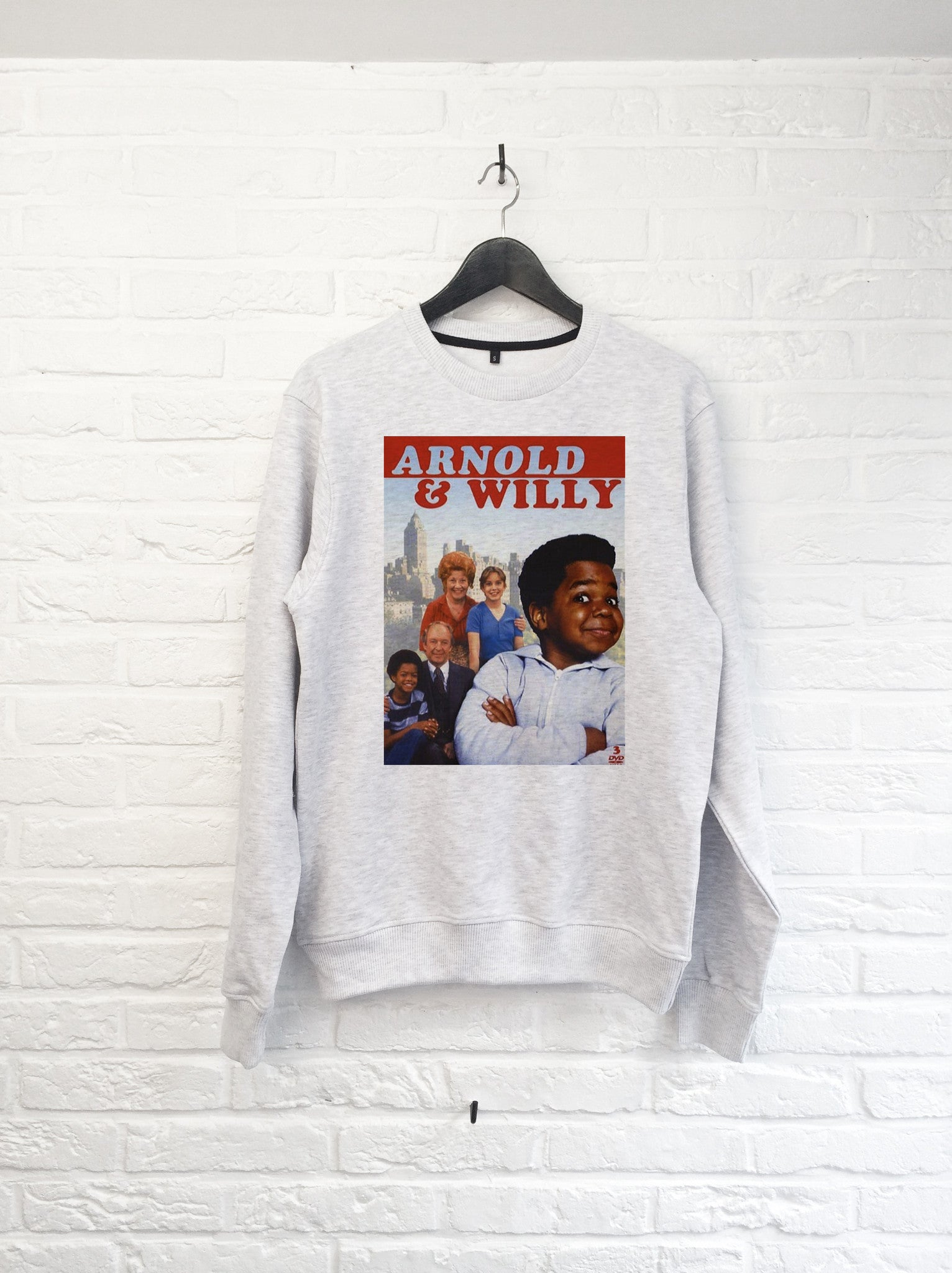 Arnold et Willy NEW - Sweat-Sweat shirts-Atelier Amelot