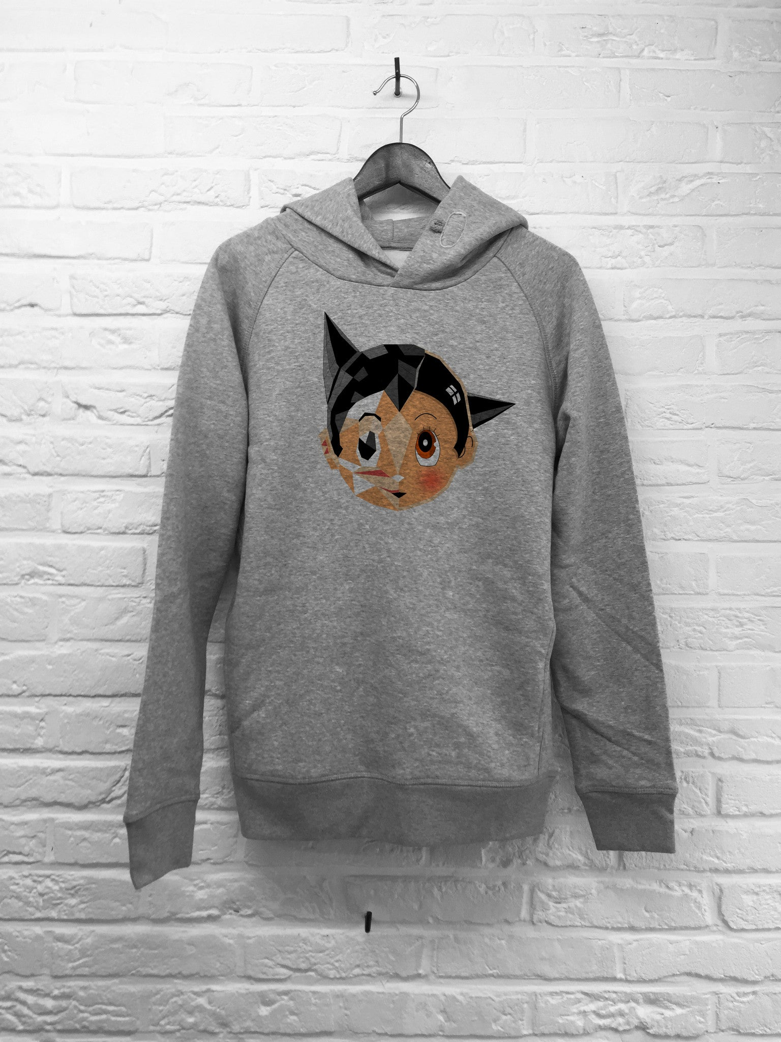 TH Gallery - Astro Boy - Hoodie Deluxe-Sweat shirts-Atelier Amelot