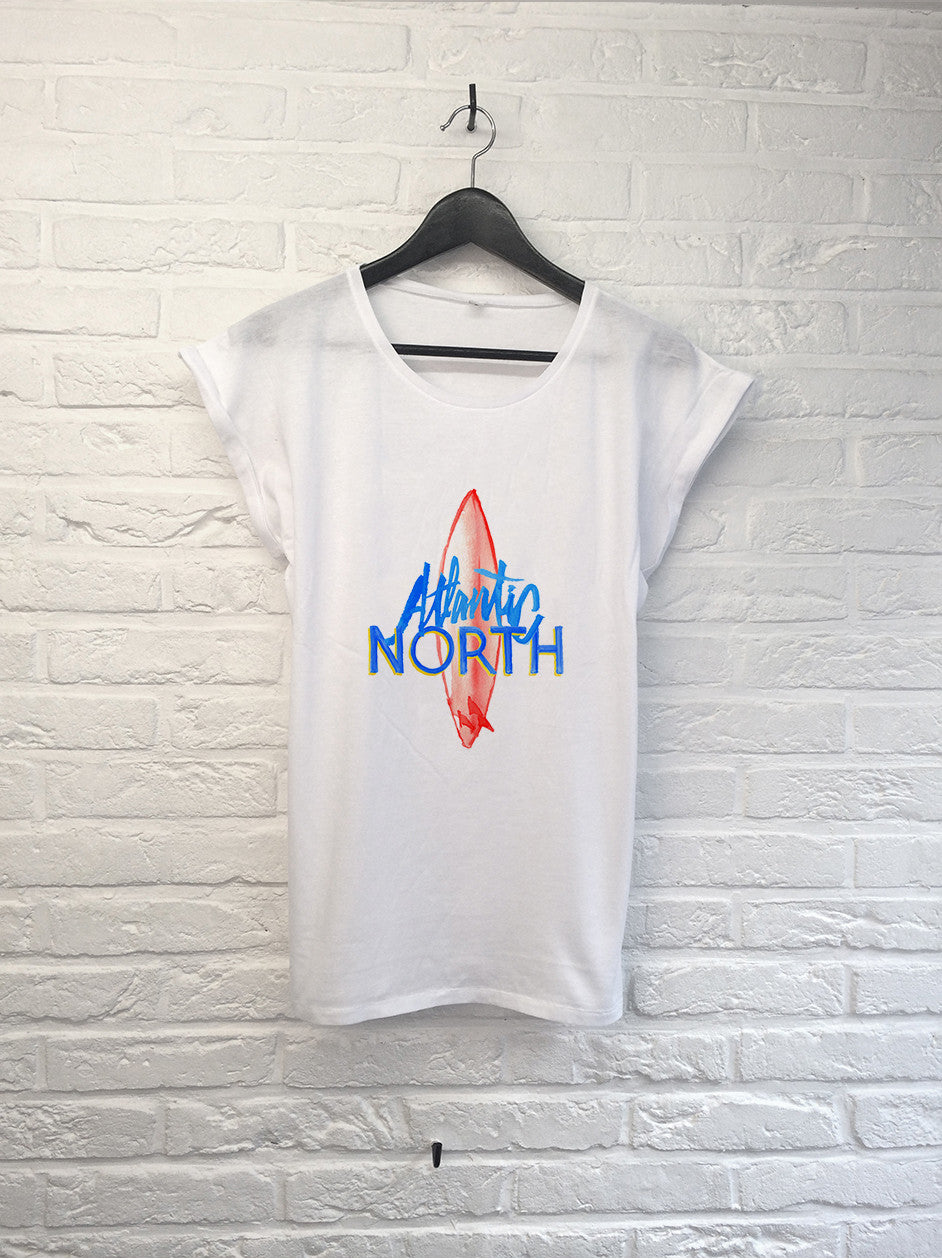 TH Gallery - Atlantic North - Femme-T shirt-Atelier Amelot