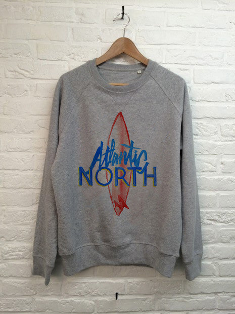 TH Gallery - Atlantic North - Sweat Femme-Sweat shirts-Atelier Amelot