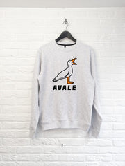 Avale - Sweat-Sweat shirts-Atelier Amelot