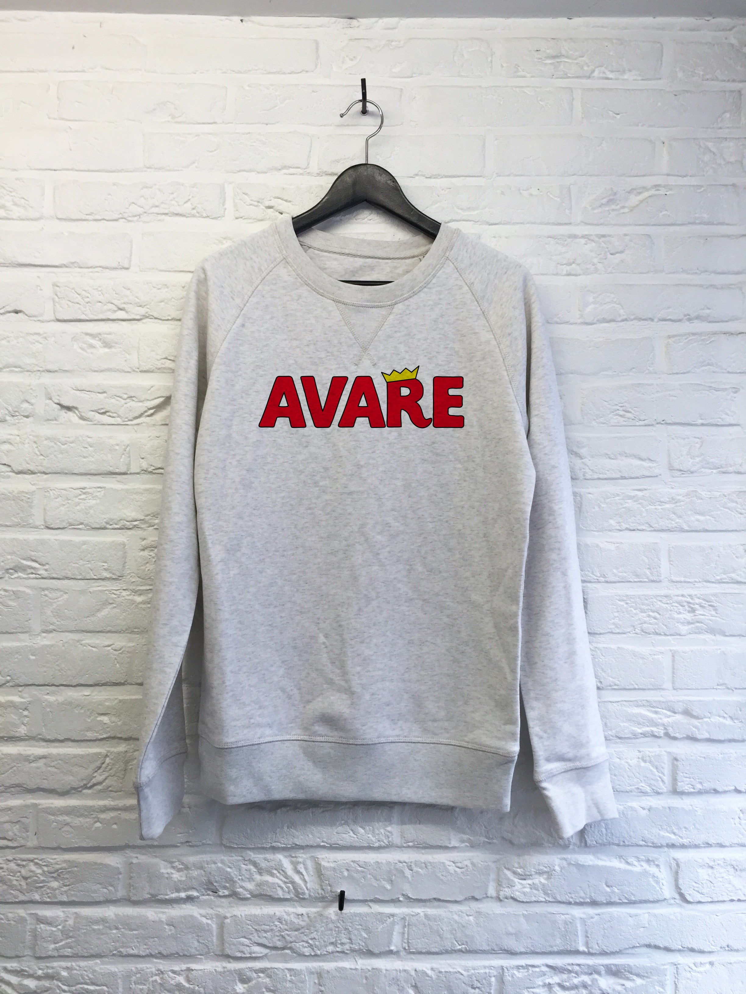 Avare - Sweat Deluxe-Sweat shirts-Atelier Amelot