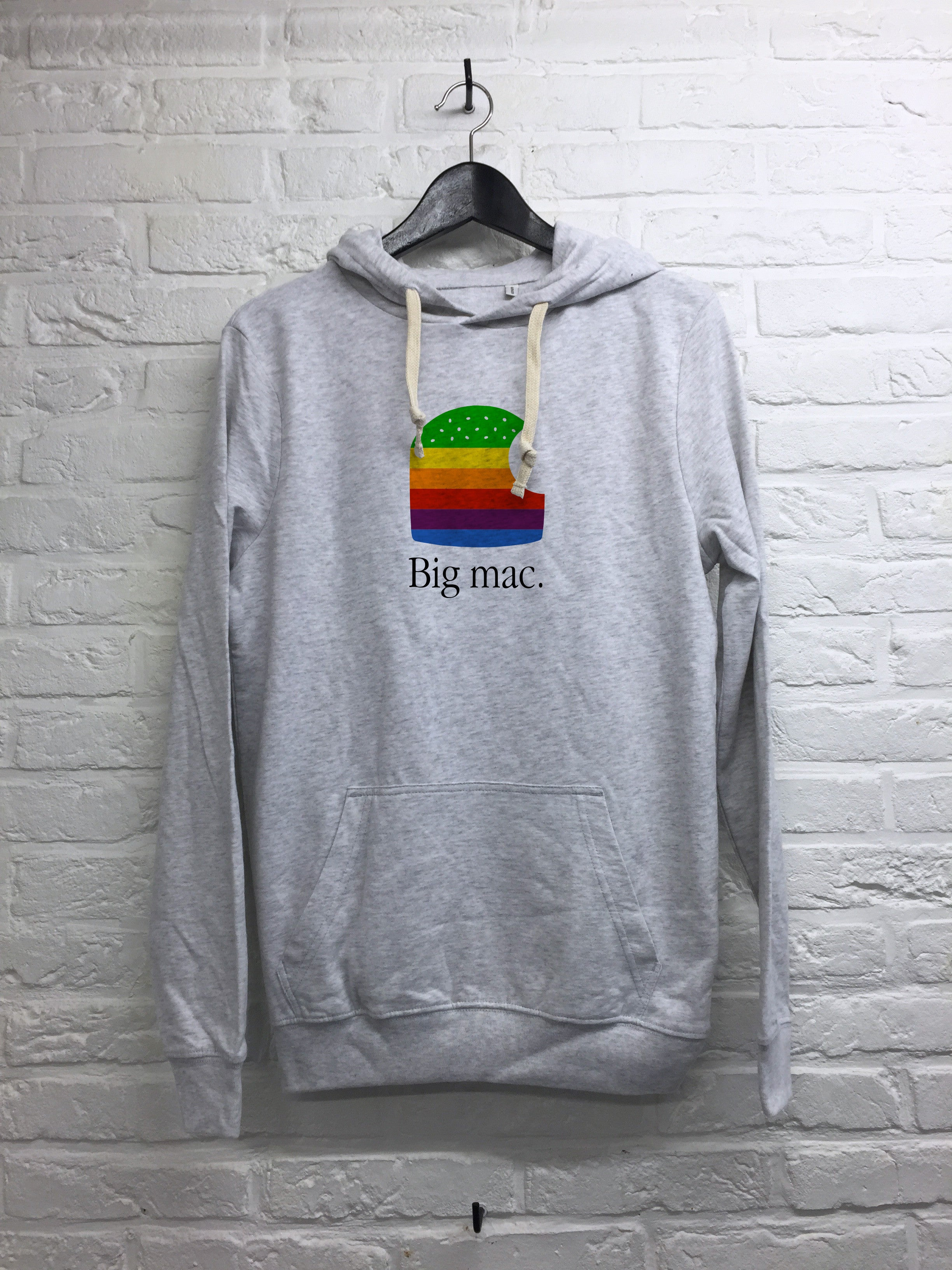 Big mac - Hoodie super soft touch-Sweat shirts-Atelier Amelot