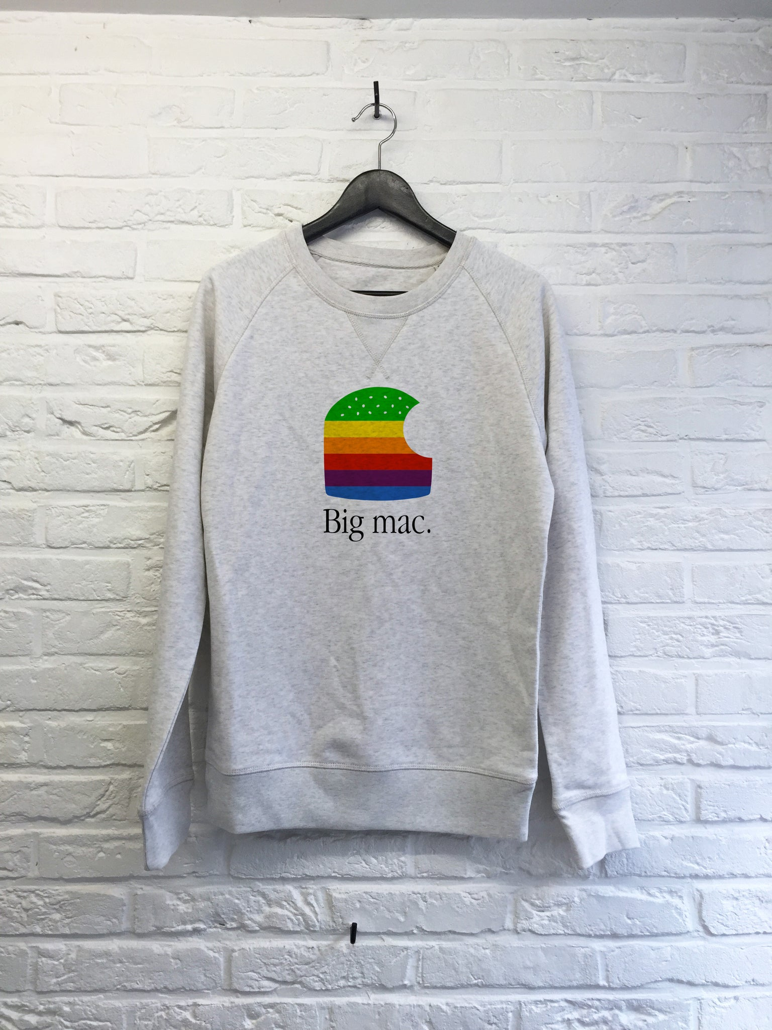 Big Mac - Sweat Deluxe-Sweat shirts-Atelier Amelot