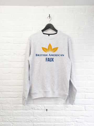 British American Faux - Sweat