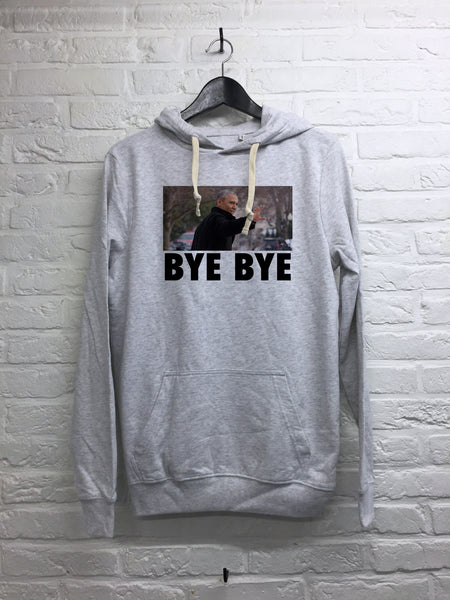 Bye bye Obama - Hoodie super soft touch