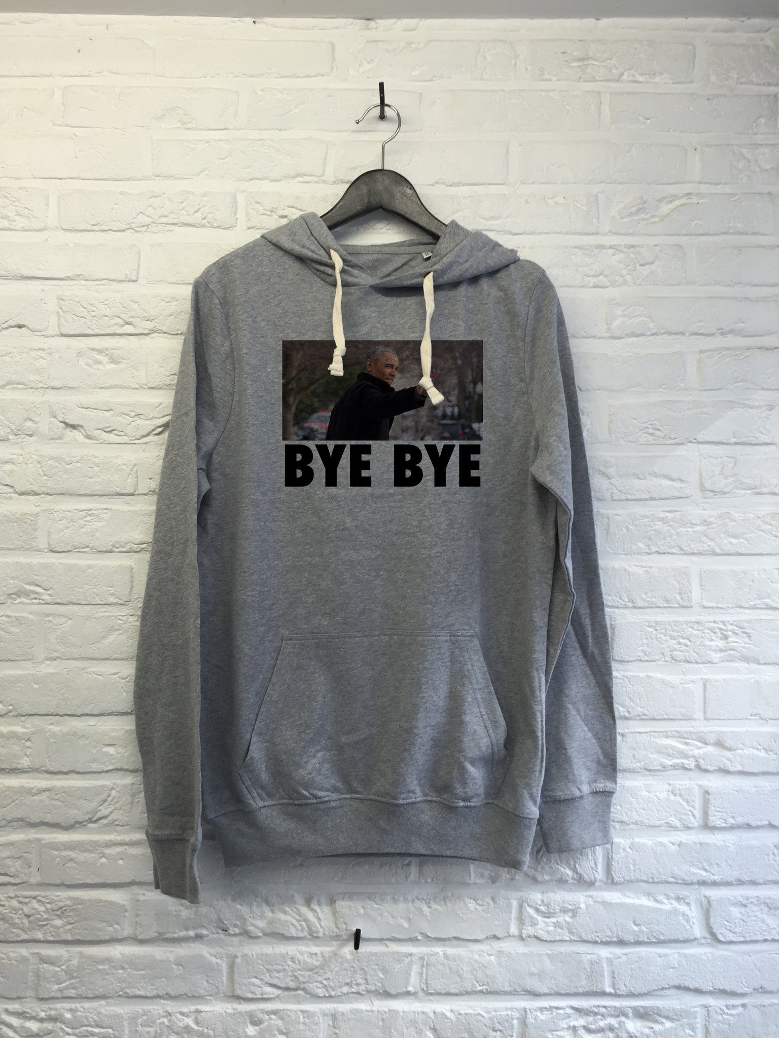 Bye bye Obama - Hoodie super soft touch-Sweat shirts-Atelier Amelot