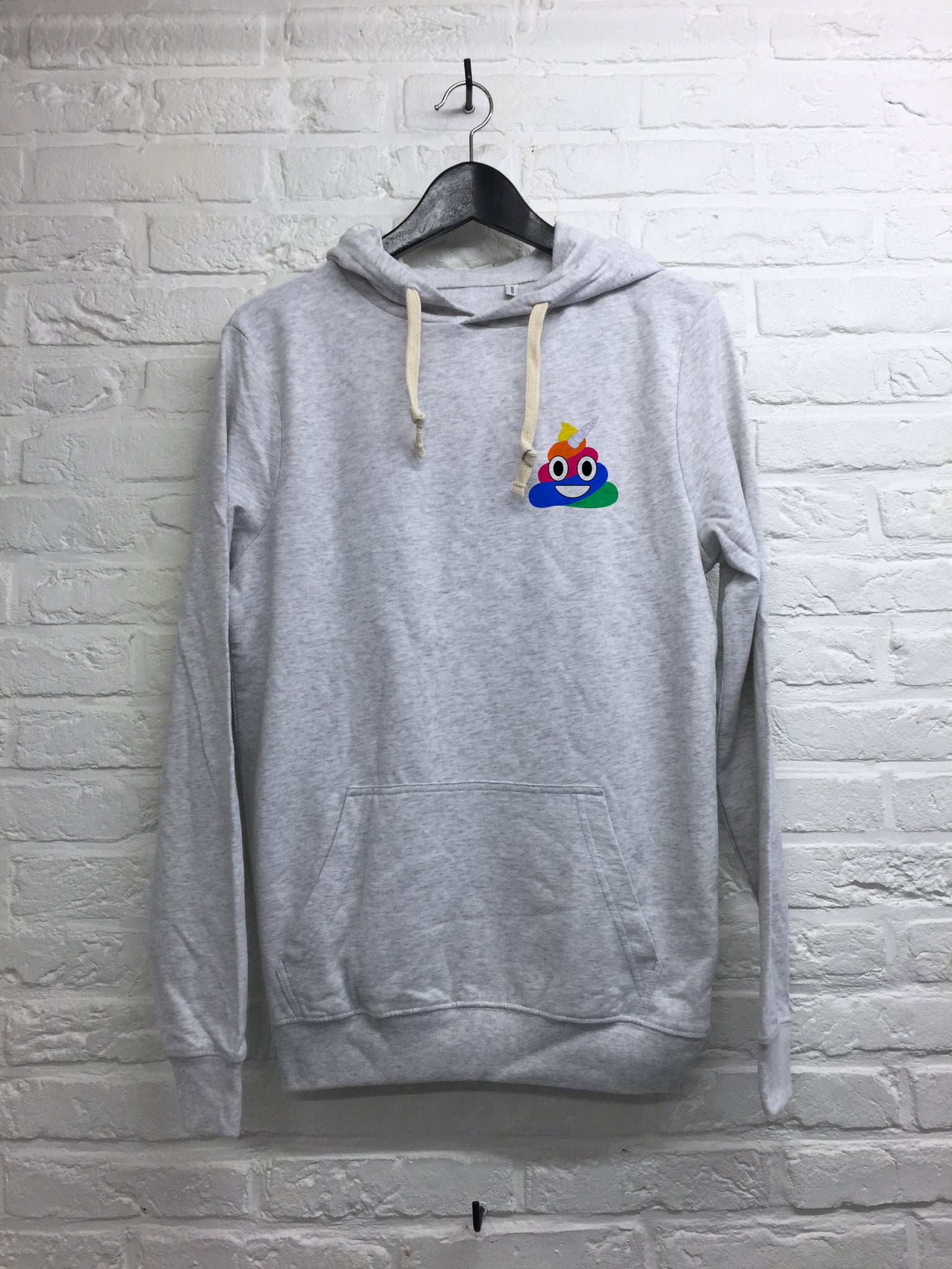 Caca Licorne - Hoodie super soft touch-Sweat shirts-Atelier Amelot