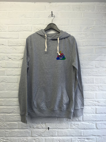 Caca Licorne - Hoodie super soft touch