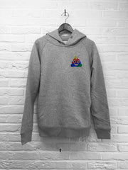 Caca Licorne - Hoodie Deluxe-Sweat shirts-Atelier Amelot