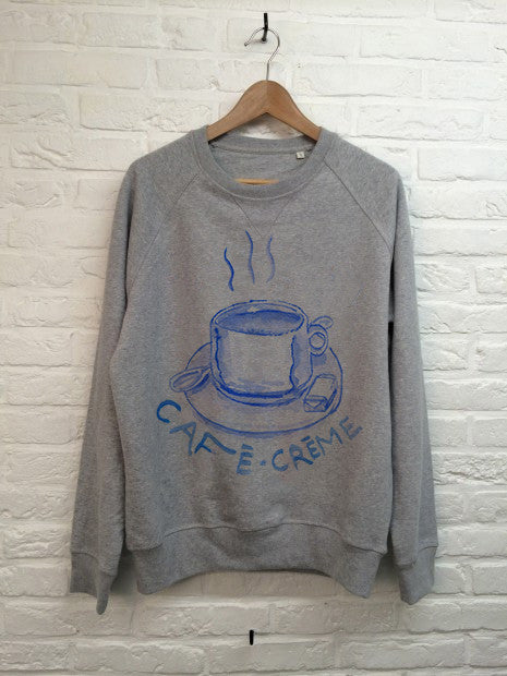 TH Gallery - Café crème - Sweat Femme-Sweat shirts-Atelier Amelot