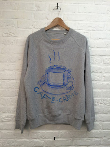 TH Gallery - Café crème - Sweat Femme