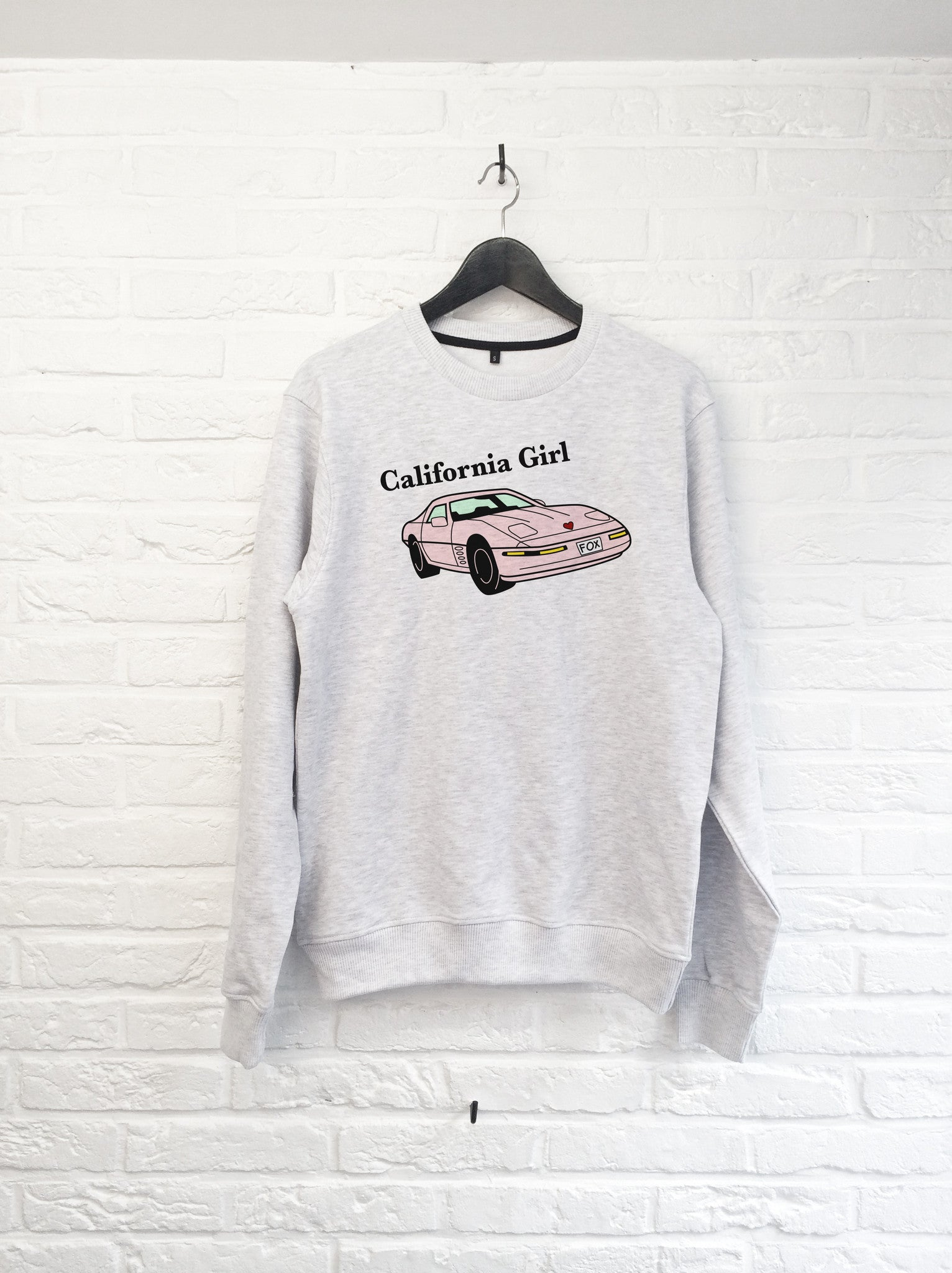 California Girl - Sweat-Sweat shirts-Atelier Amelot