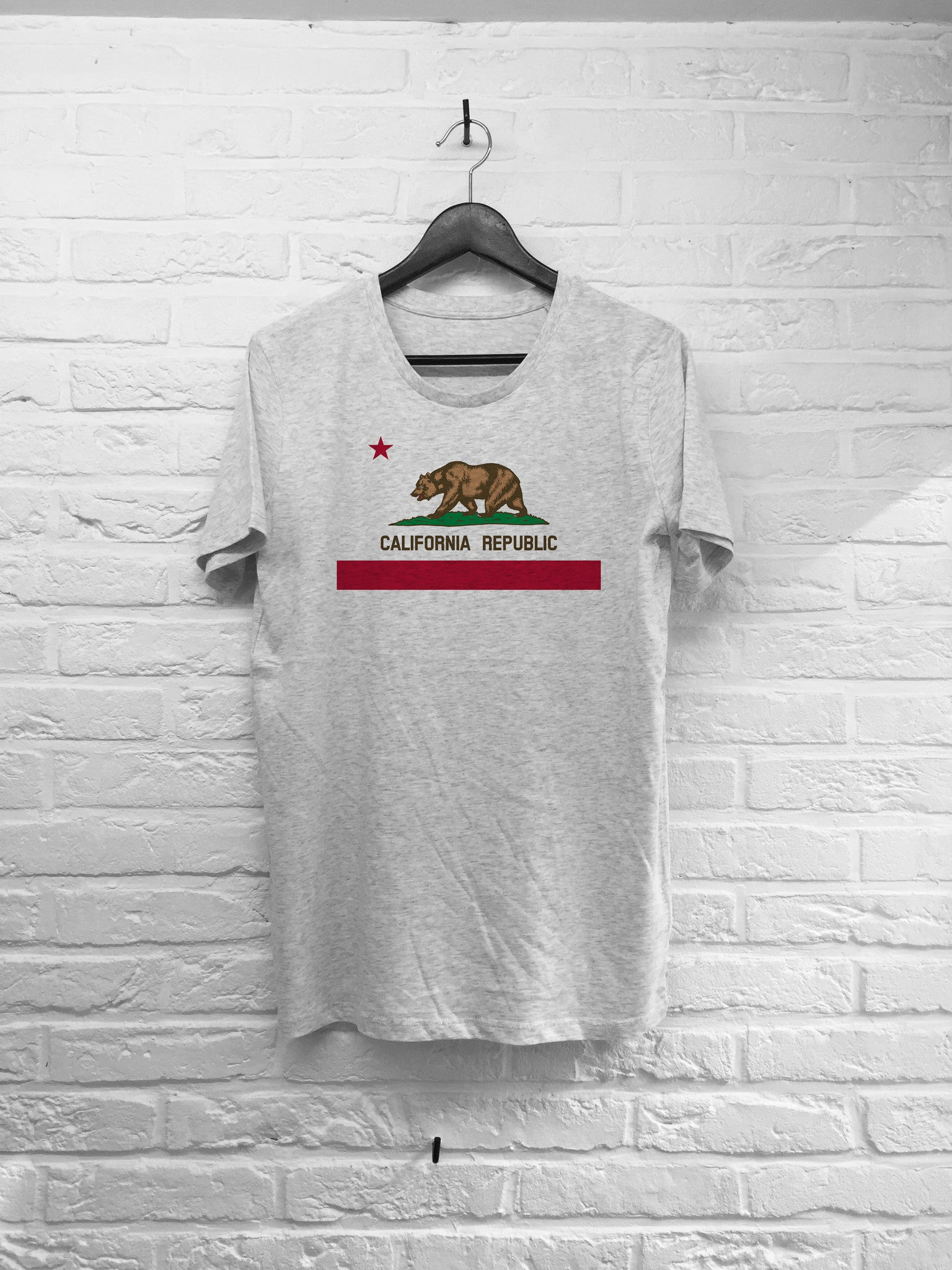 California Republic-T shirt-Atelier Amelot