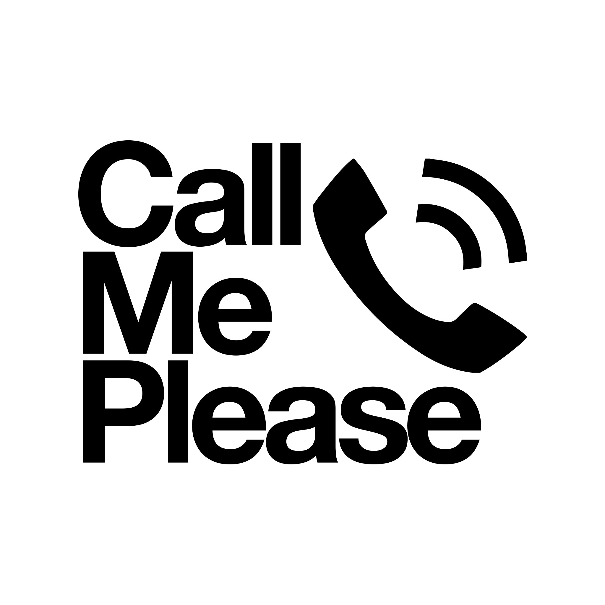 Call me please