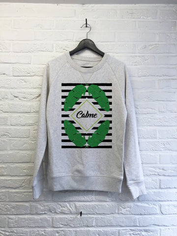 Calme - Sweat Deluxe-Sweat shirts-Atelier Amelot