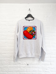 Candy Crush Sweat-Sweat shirts-Atelier Amelot