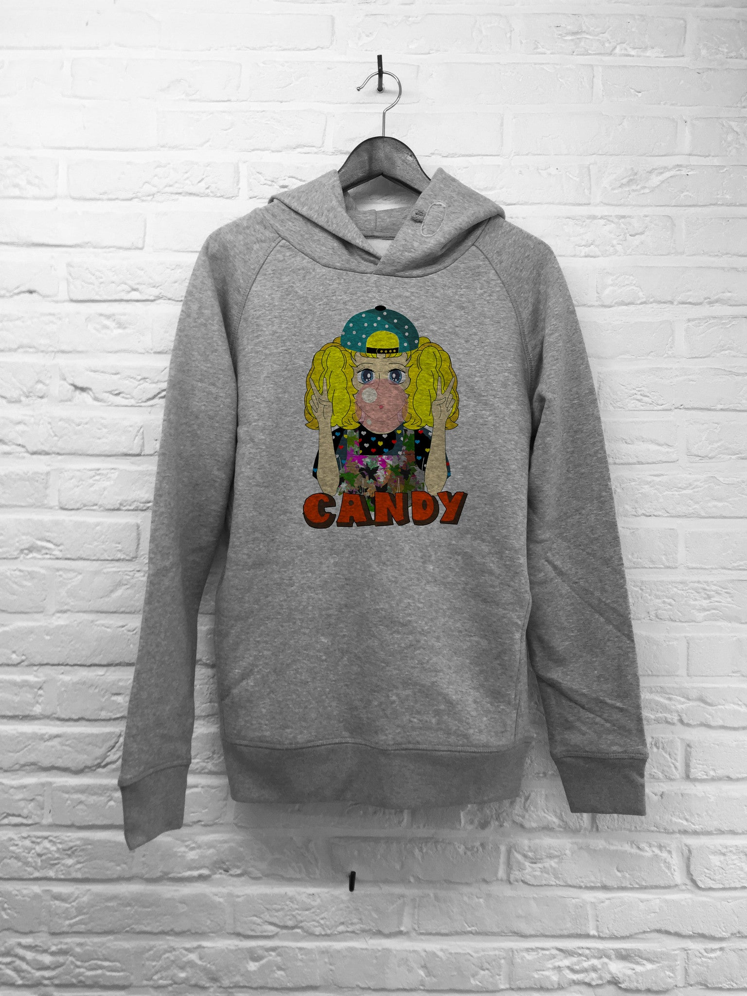 TH Gallery - Candy - Hoodie Deluxe-Sweat shirts-Atelier Amelot