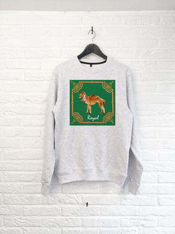 Caniche Royal - Sweat