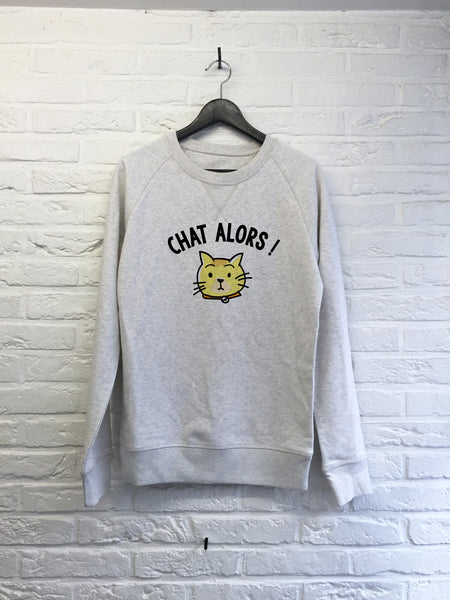 Chat alors - Sweat Deluxe