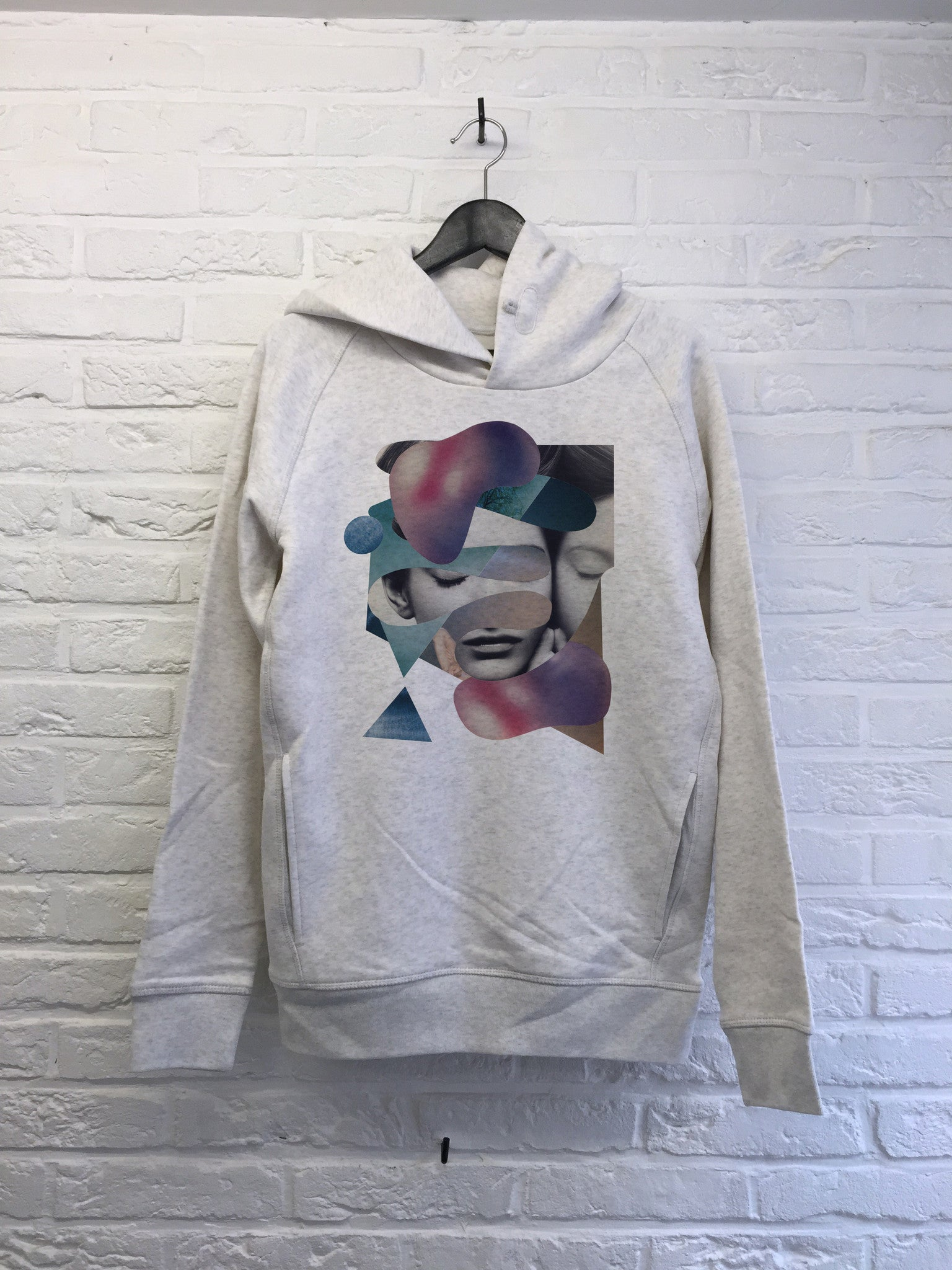 TH Gallery - Cocoon - Hoodies Deluxe-Sweat shirts-Atelier Amelot