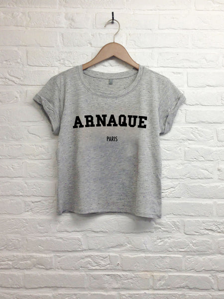 Arnaque Paris - Crop Top