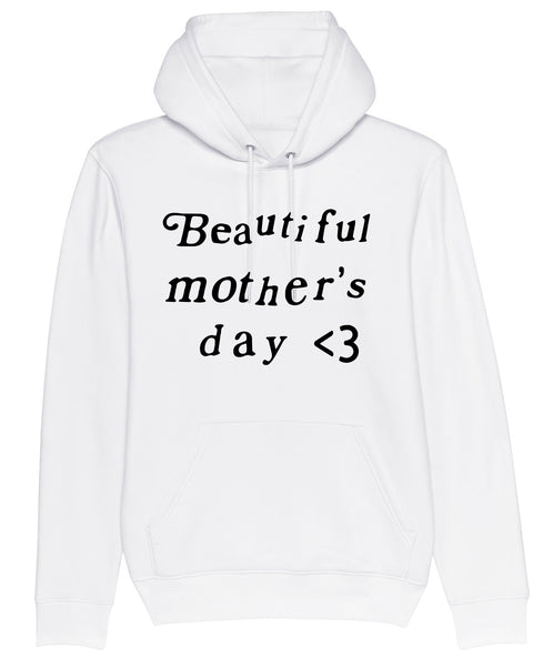 Hoodie Kanye Beautiful mother day White