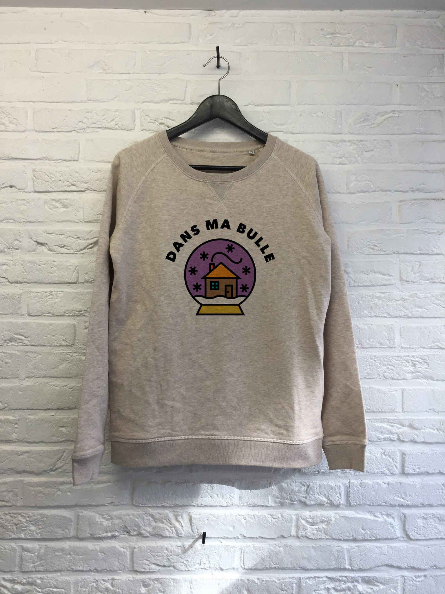 Dans ma bulle - Sweat - Femme-Sweat shirts-Atelier Amelot