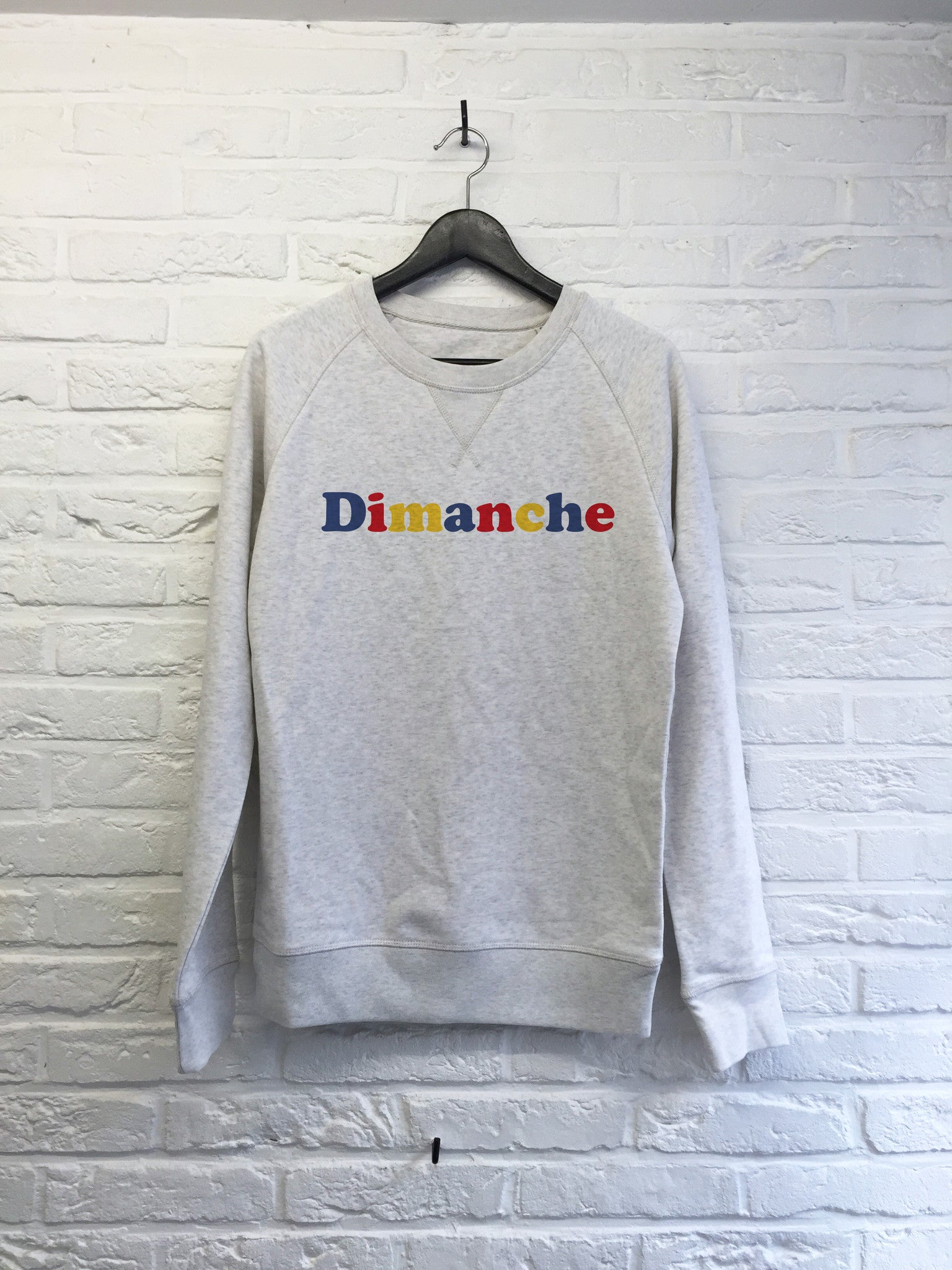 Dimanche - Sweat Deluxe-Sweat shirts-Atelier Amelot