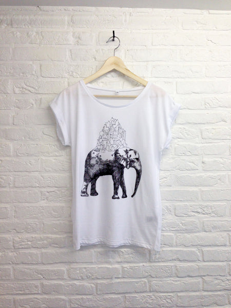 TH Gallery - Elephant - Rolled Sleeve