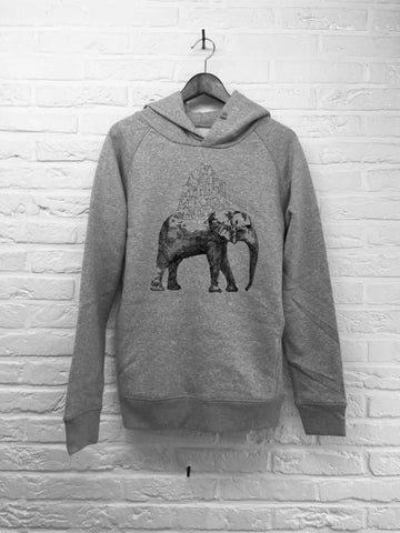 TH Gallery - Elephant - Hoodie Deluxe
