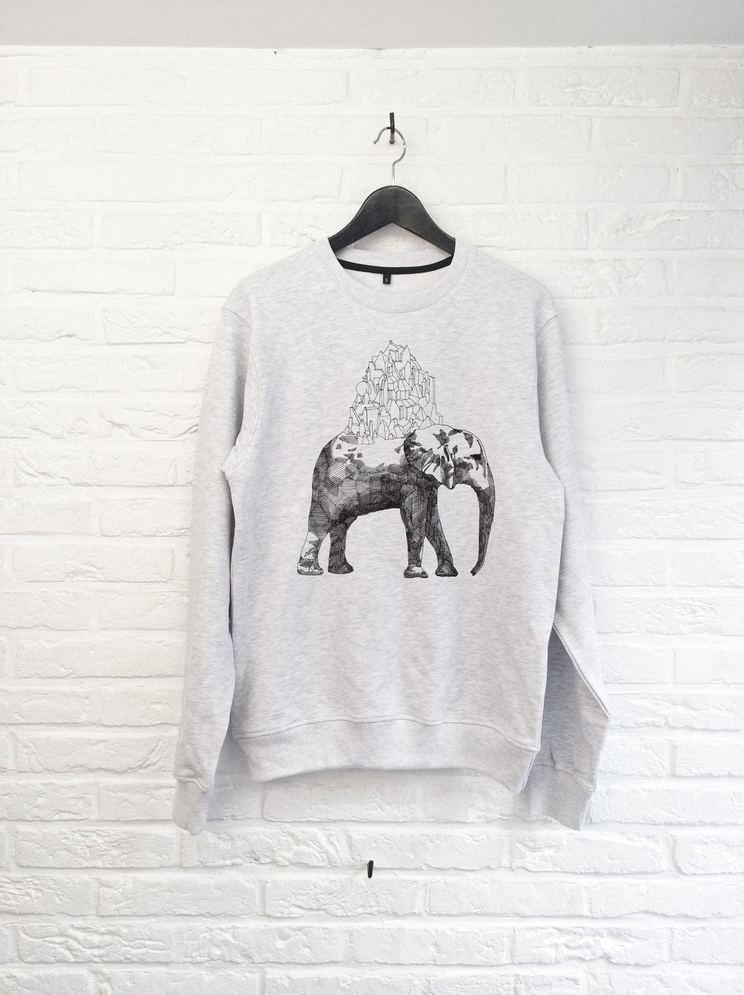 TH Gallery - Elephant - Sweat-Sweat shirts-Atelier Amelot