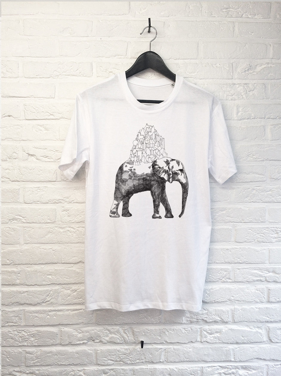 TH Gallery - Elephant-T shirt-Atelier Amelot