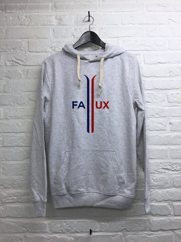 Faux Ski - Hoodie super soft touch