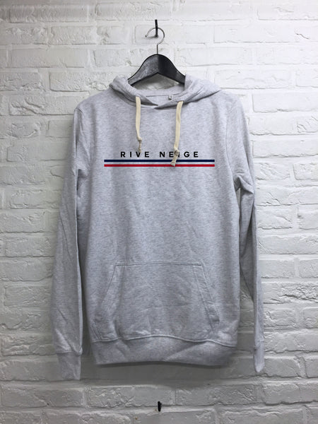 Rive Neige - Hoodie super soft touch