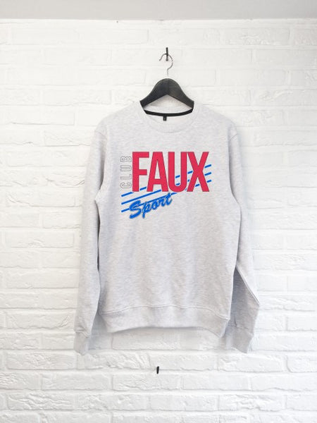 Sport Club - Sweat-Sweat shirts-Atelier Amelot