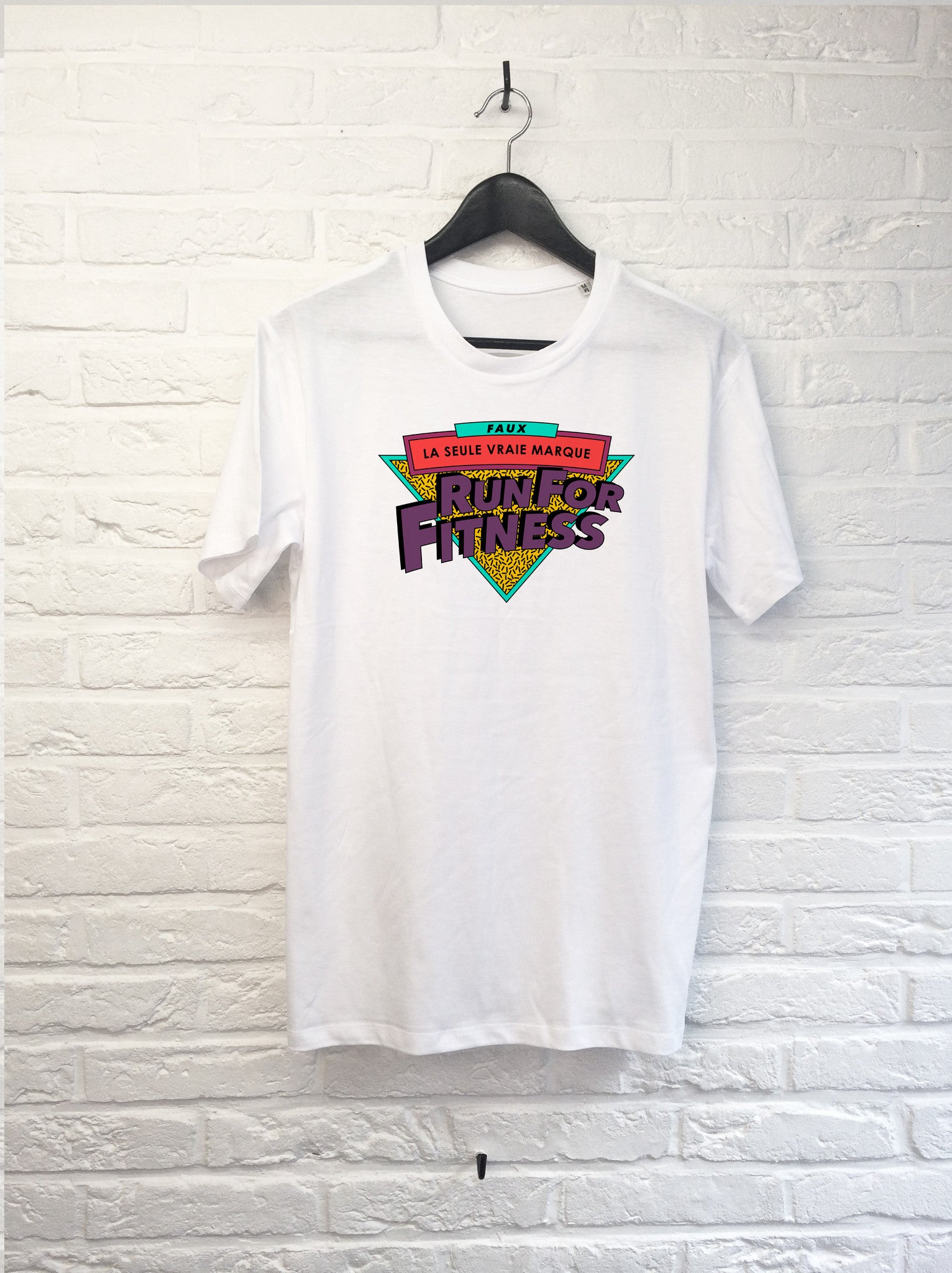 Run for Fitness-T shirt-Atelier Amelot