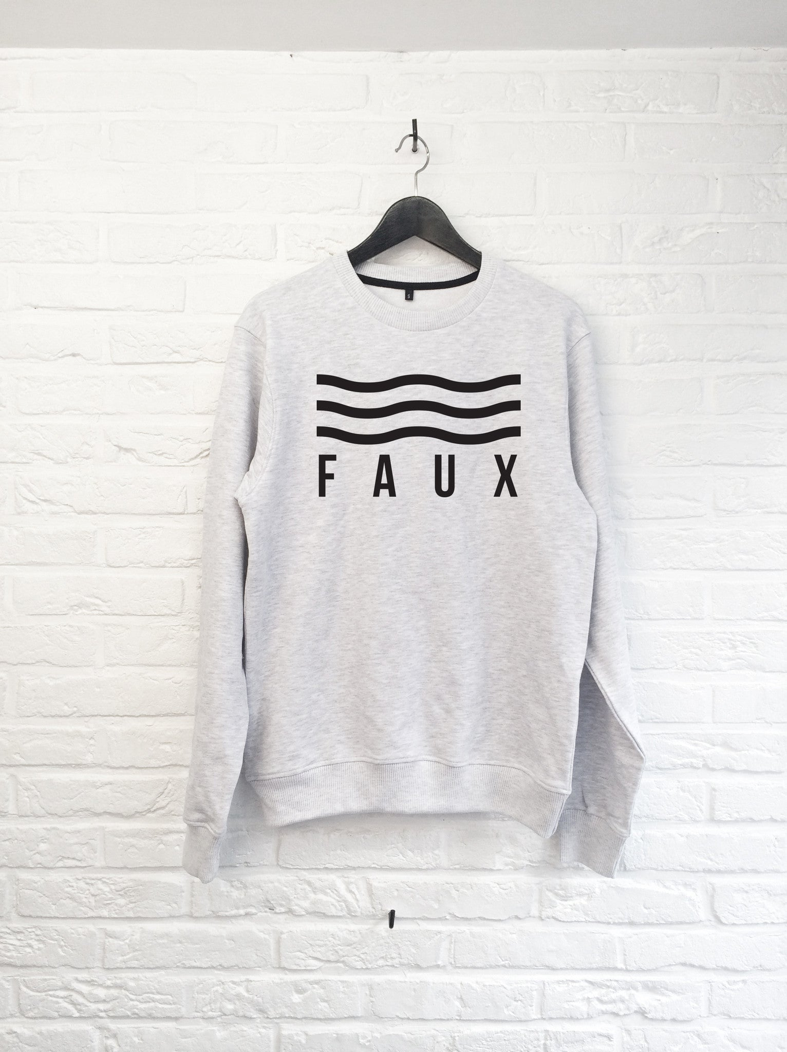 FAUX Vague - Sweat-Sweat shirts-Atelier Amelot