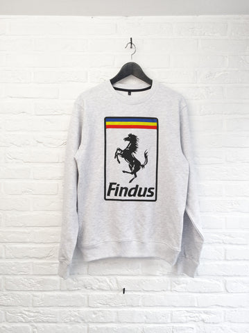 Heureusement il y a Findus sweat