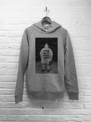 I F*** on the first date - Hoodie Deluxe-Sweat shirts-Atelier Amelot