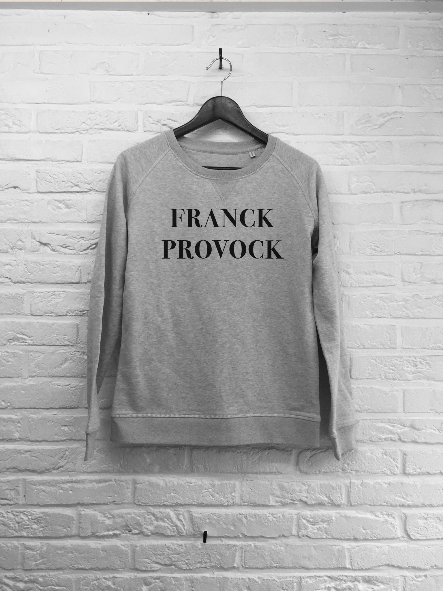 Franck Provock - Sweat - Femme-Sweat shirts-Atelier Amelot